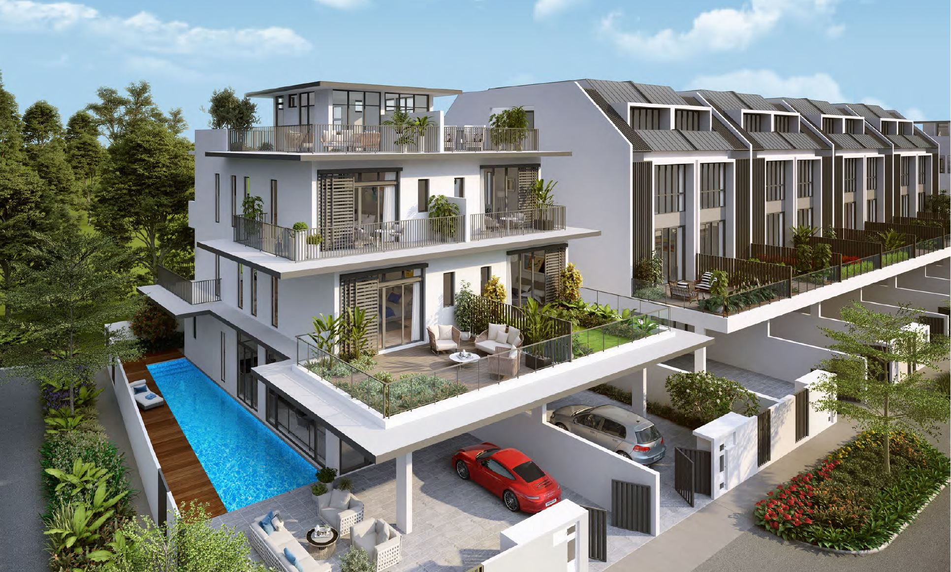 Luxus Hills 999 Years Landed Houses 6100 2458 Singapore